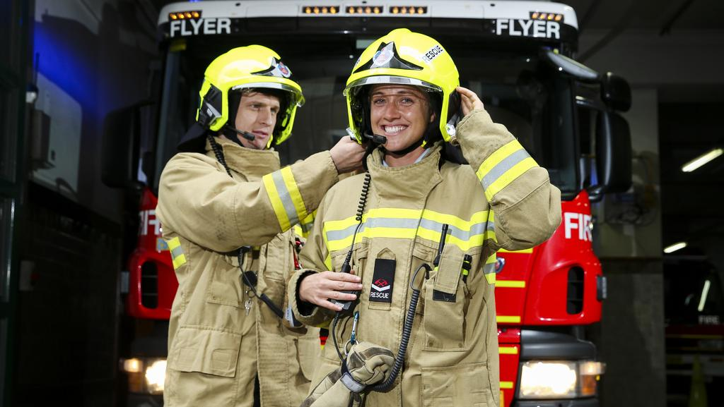 Dating site firefighters