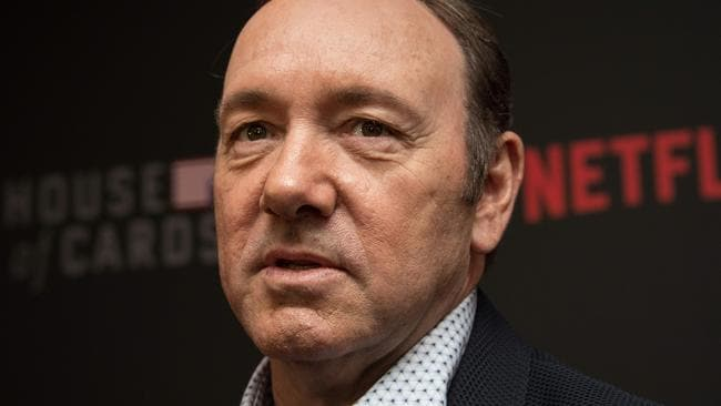 Kevin Spacey reportedly thinks he can make a career comeback in a few years.