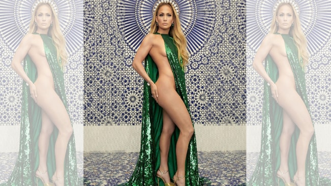The enviable J-Lo is a fan of the 5:2 diet. Image: Instagram @jlo. Credit: ANTHONY MAULE.
