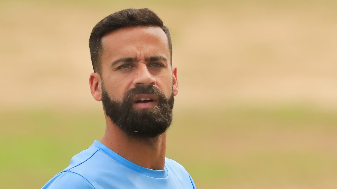 Alex Brosque. (Photo by Mark Evans/Getty Images)