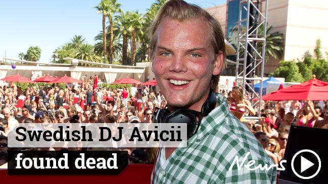 Swedish DJ Avicii dies aged 28