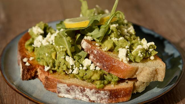 Smashed avo has become a symbol of the housing affordability debate.