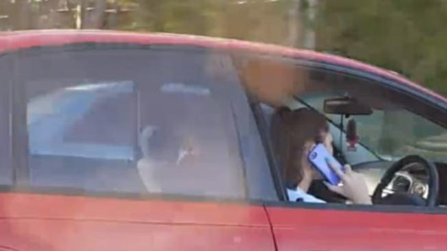 Commenters have reacted angrily to the footage online. Picture: Facebook/Farout Roaduser