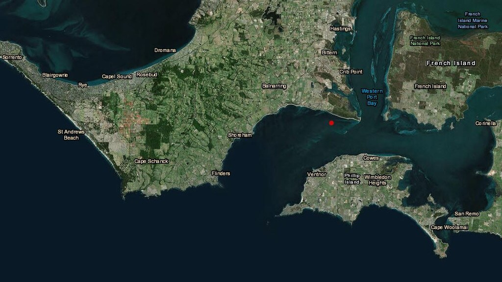 Phillip Island earthquake: Residents rocked by tremor