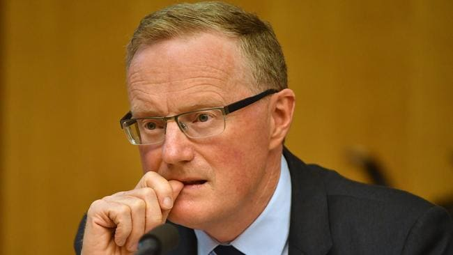 Reserve Bank boss Philip Lowe has softened on his approach to rate cuts recently. Picture: AAP Image/Mick Tsikas
