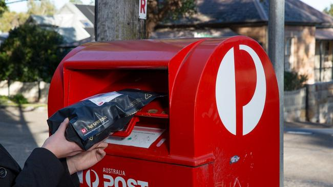 Australia Post expects to hire 3700 Christmas casual staff during the period.