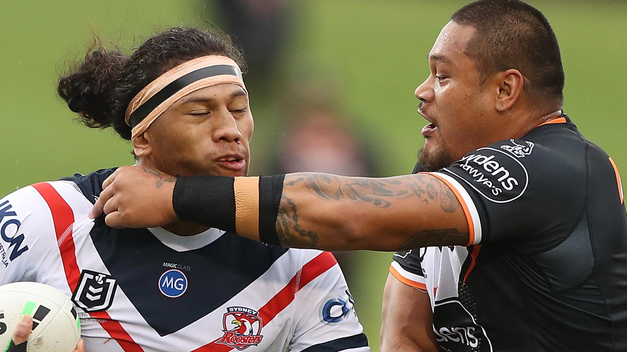 Joey Leilua missed eight of his 10 attempted tackles.