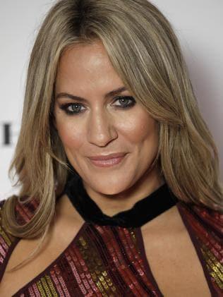 TV presenter Caroline Flack. Picture: Getty
