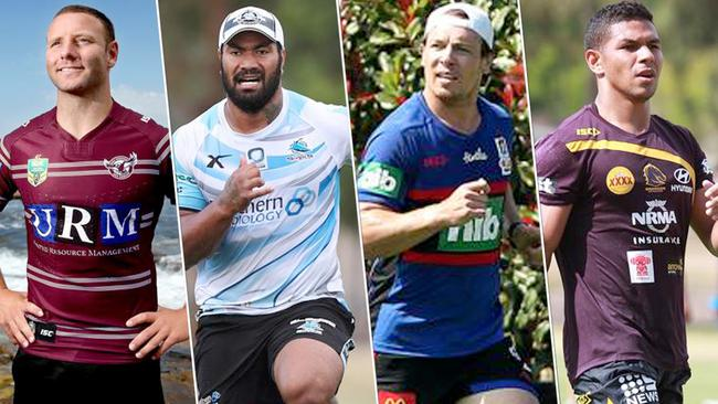 Every NRL club's player transfers ahead of the 2017 season ...