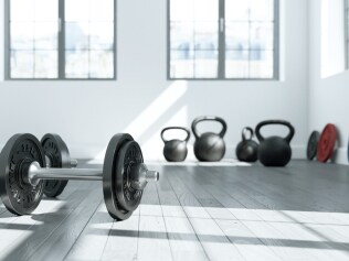 Bacteria found in gyms.