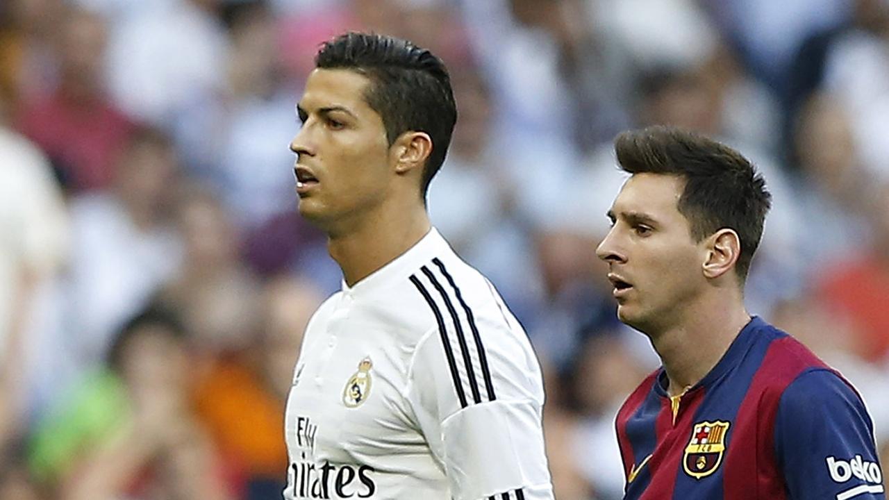 Lionel Messi came close but it's Cristiano Ronaldo who tops the list.