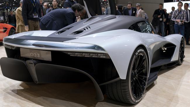 Aston Martin Boss Slams Reckless Self Driving Tech
