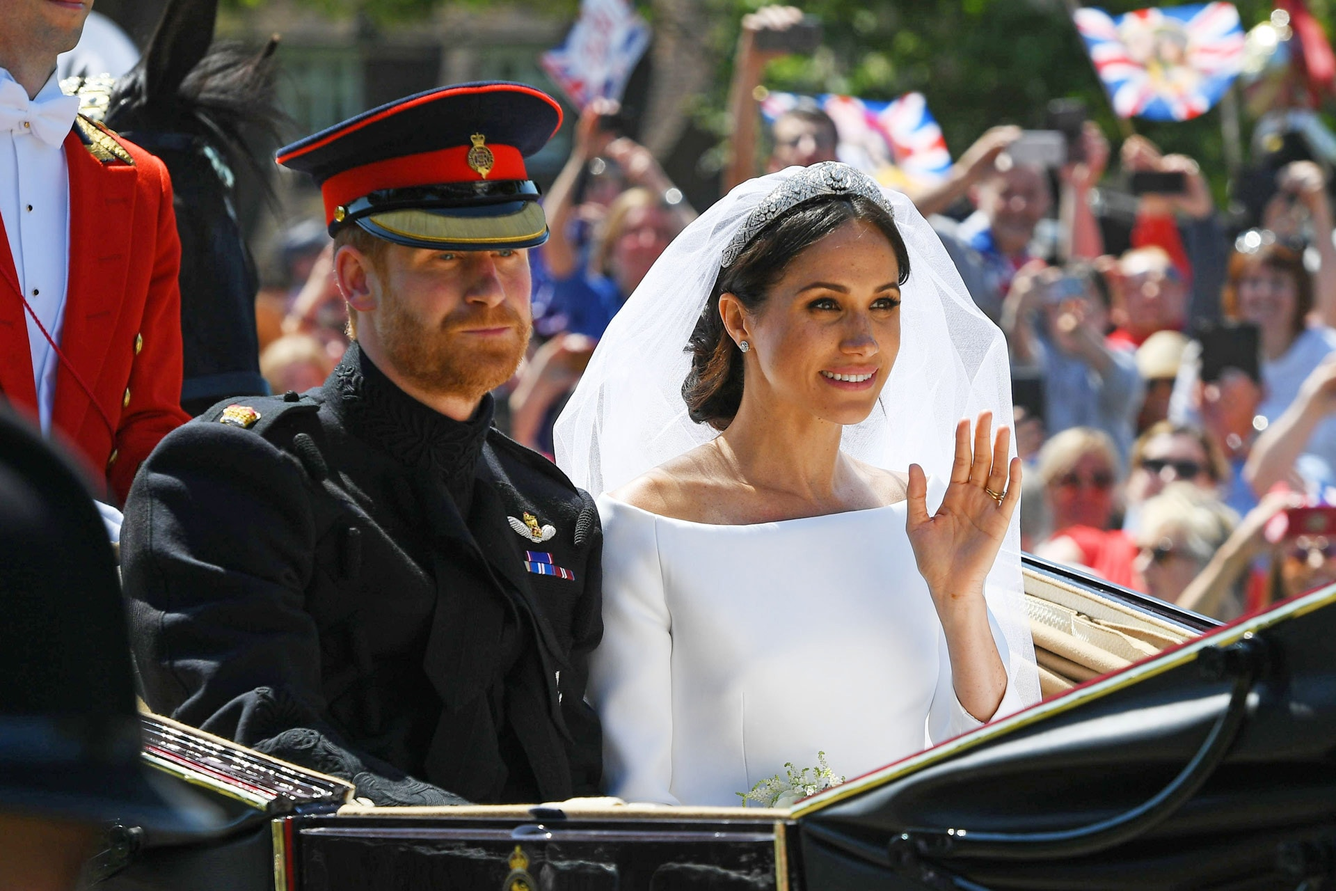 This will be Prince Harry and Meghan Markle's first public engagement after the royal wedding