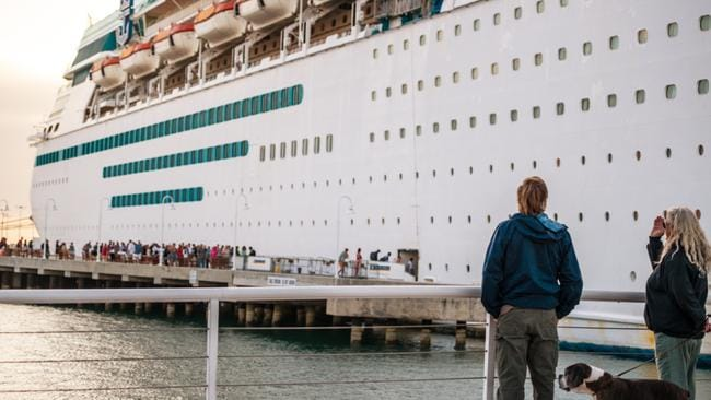 It's up to passengers to make sure they're back in time to board the ship, regardless of any changes to the itinerary. Picture: iStock