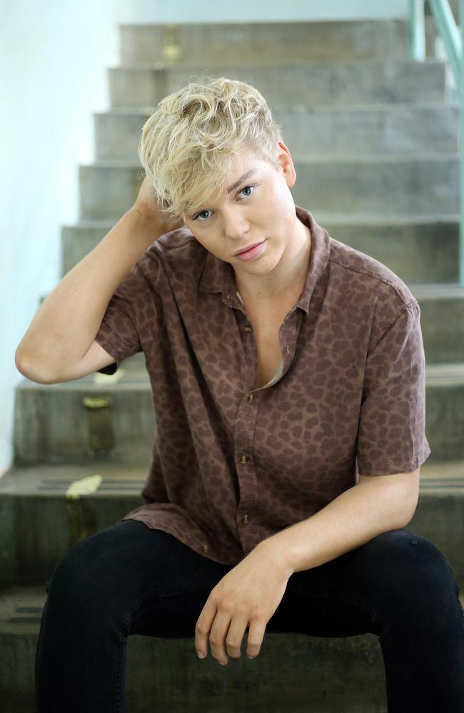 Former Australia's Got Talent winner Jack Vidgen will compete in the contest. Picture: Tim Hunter