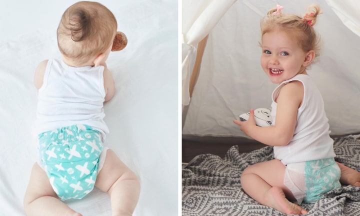 The new non-toxic nappy from New Zealand Aussie mums are obsessed with