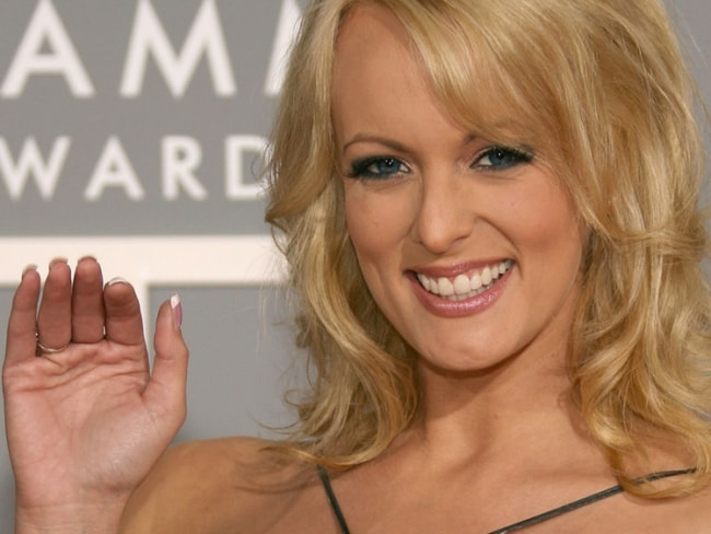 Stormy Daniels is already suing to be released from a nondisclosure deal she agreed to in 2016. Photo: Getty