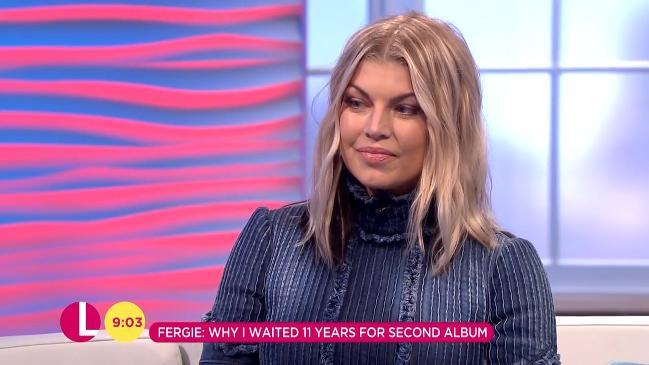 Fergie opens up about 'mummy guilt'