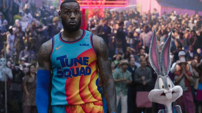 Space Jam: A New Legacy is in cinemas now.