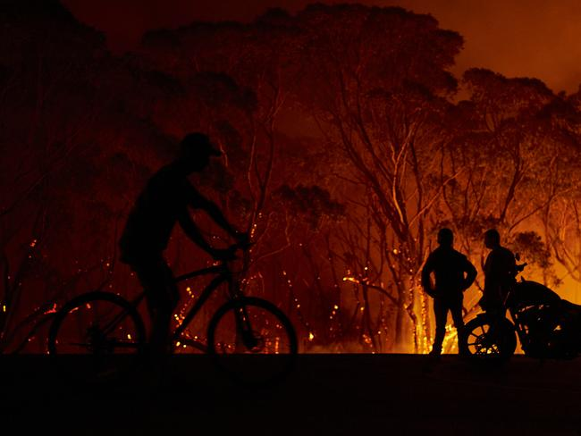 More than 3.6 million hectares have been burnt this fire season. Picture: Brett Hemmings/Getty Images