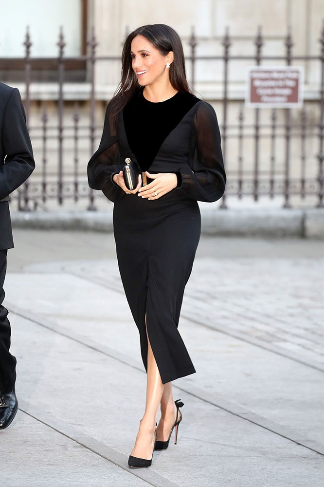 Meghan Markle's best pregnancy style moments