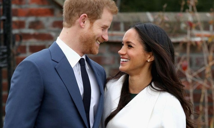Prince Harry has named his best man