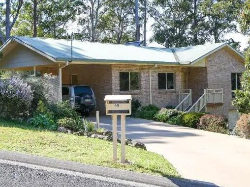 The Kendall house where the William Tyrrell mystery began in September 2014 while he was in foster care.