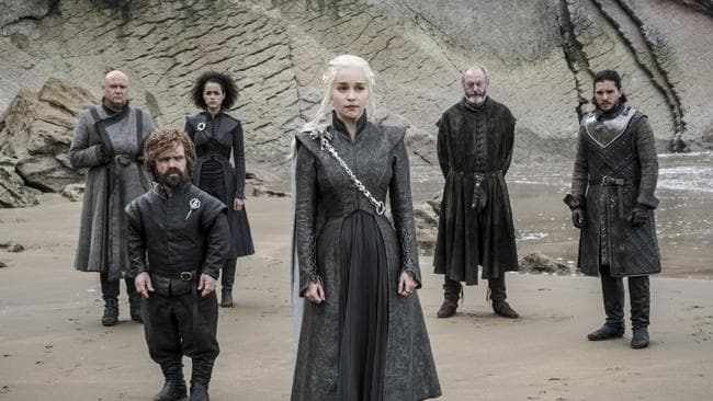 The piracy of Game of Thrones episodes is something the company would like to stop. Picture: Supplied/Foxtel