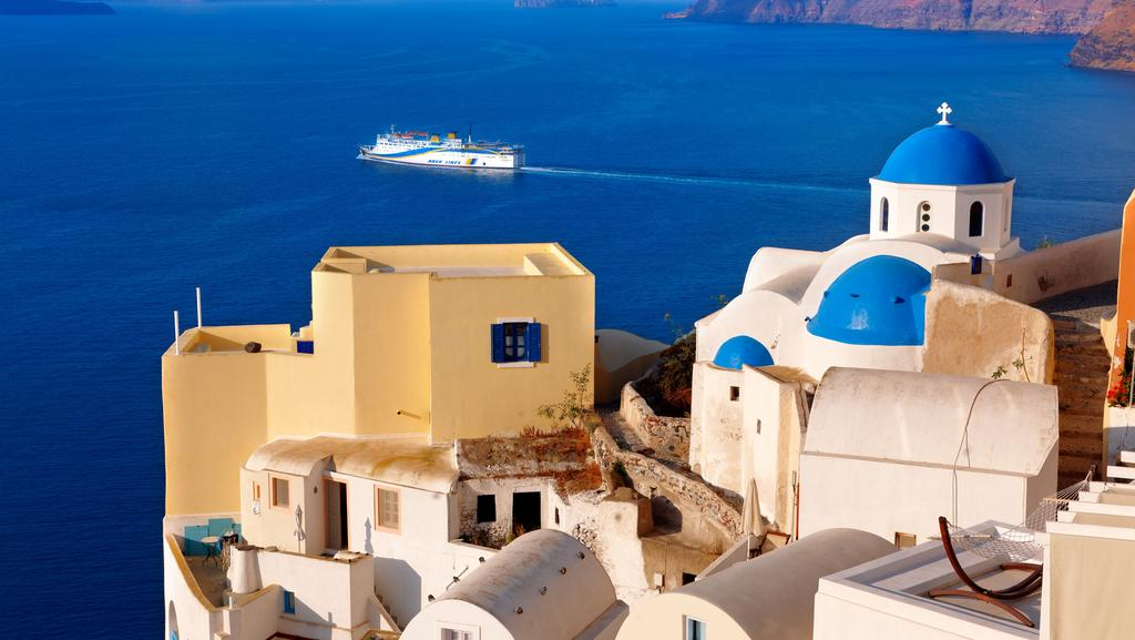 Europe Ferry Rides Spain Morocco Greek Islands Escape