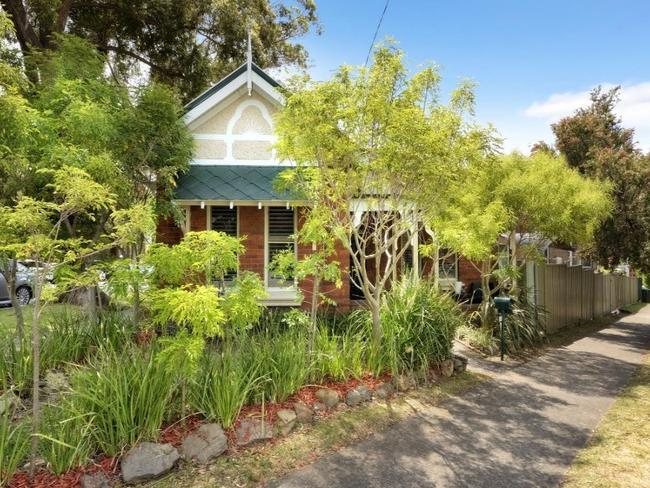 Kogarah is about to cross the $1 million mark after this property recently sold for $1.14 million.