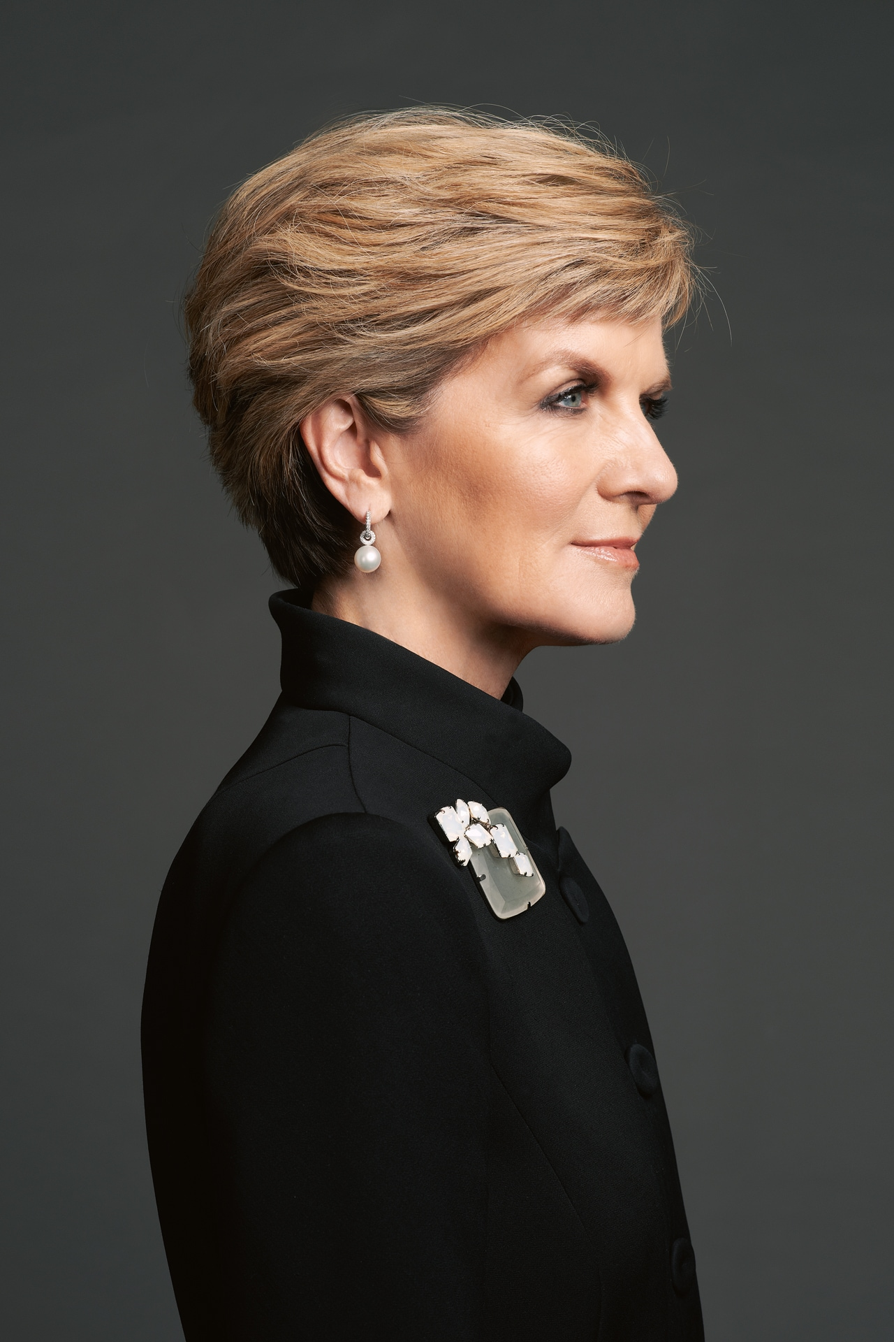 Julie Bishop on women's empowerment, role models and the future for Australian girls