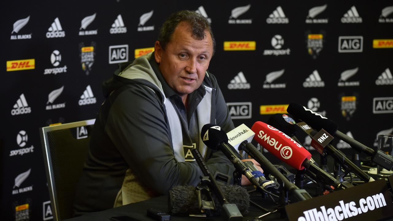 Rugby news: All Blacks coach Ian Foster appointed, Steve Hansen replacement, Scott Robinson overlooked