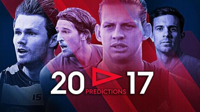 Fox Footy's 2017 Fearless Predictions
