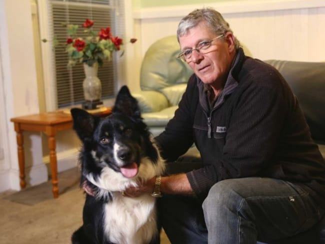 Dennis Pedretti worked at a Melbourne-based pet food producer. Picture: ABC