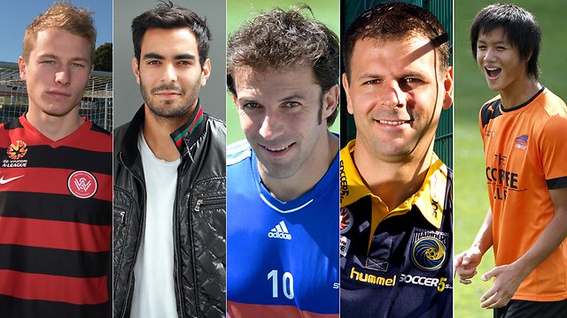 A-League Recruits