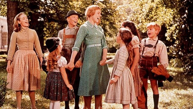Those Von Trapps could sing.