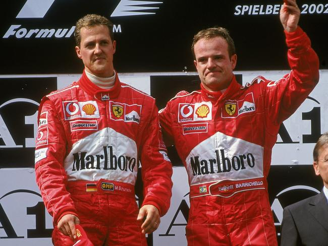 There's still a chance Michael Schumacher will one day recover.