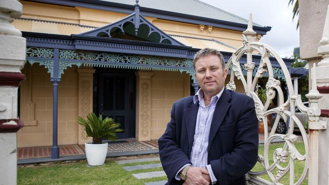 Homeowners are holding onto their properties for much longer than a decade ago. Picture: News Corp Australia.