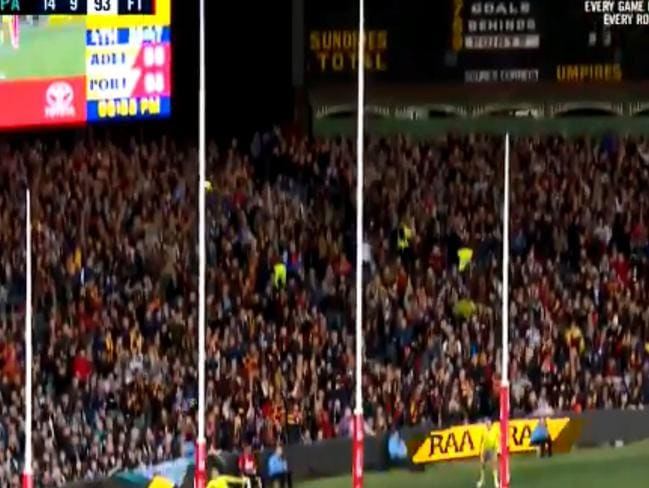 Did this match-winning goal from Josh Jenkins hit the post?