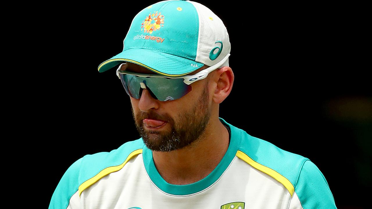"Nathan Lyon is urging the teams to ""suck it up""."