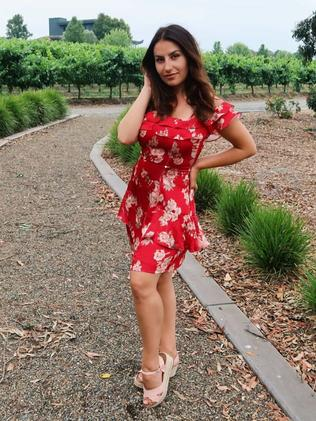 Deni Kirkova was trolled about going on holidays to places like the Yarra Valley.