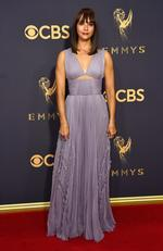 Rashida Jones attends the 69th Annual Primetime Emmy Awards at Microsoft Theater on September 17, 2017 in Los Angeles. Picture: Getty
