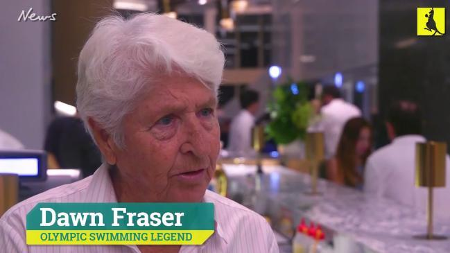 Dawn Fraser on the Gold Coast Comm Games and their legacy
