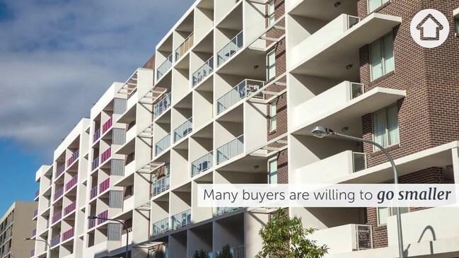 How homes are shrinking across Australia