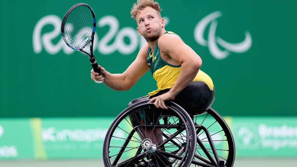 Wheelchair Tennis Player Dylan Alcott On Love Growing Up