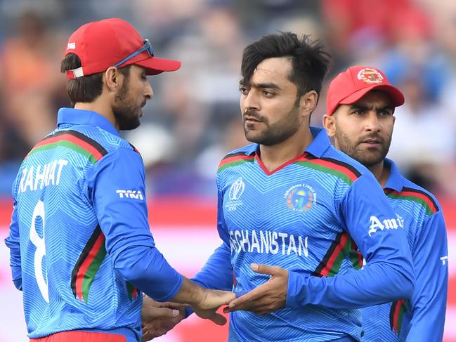 Afghanistan's Rashid Khan has hit a dry spell at the worst time.