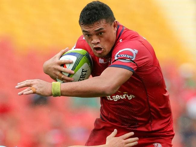 Hendrik Tui has been one of the Reds best this season. Picture: Peter Wallis