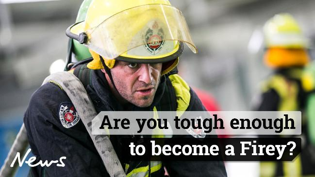 What it takes to become a firefighter