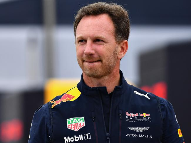 Red Bull Racing Team Principal Christian Horner says the F1 needs to make a call.