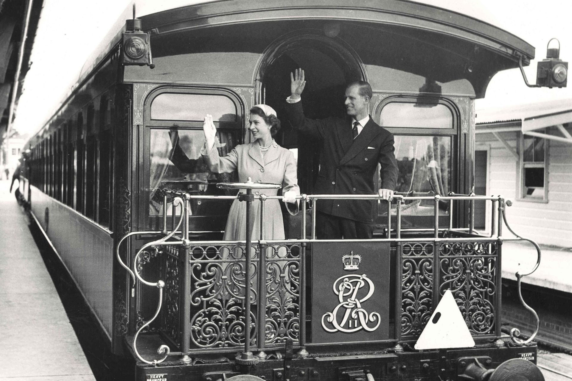 Five interesting facts about The Queen's private train